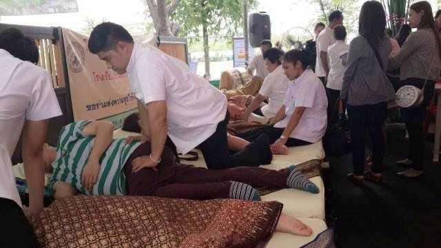 École de massage du Wat Pho
