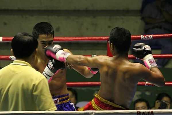 Sport de combat kawan
