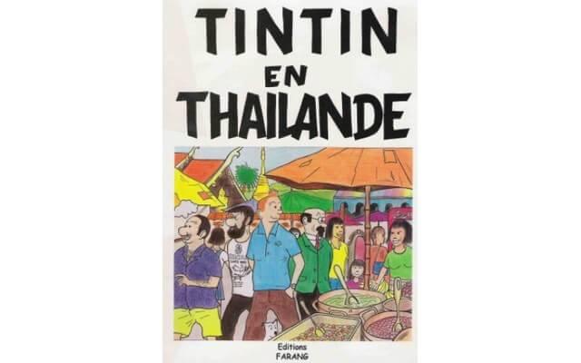 Tintin en tha lande t l chargez le pdf gratuit - Tintin gratuit ...