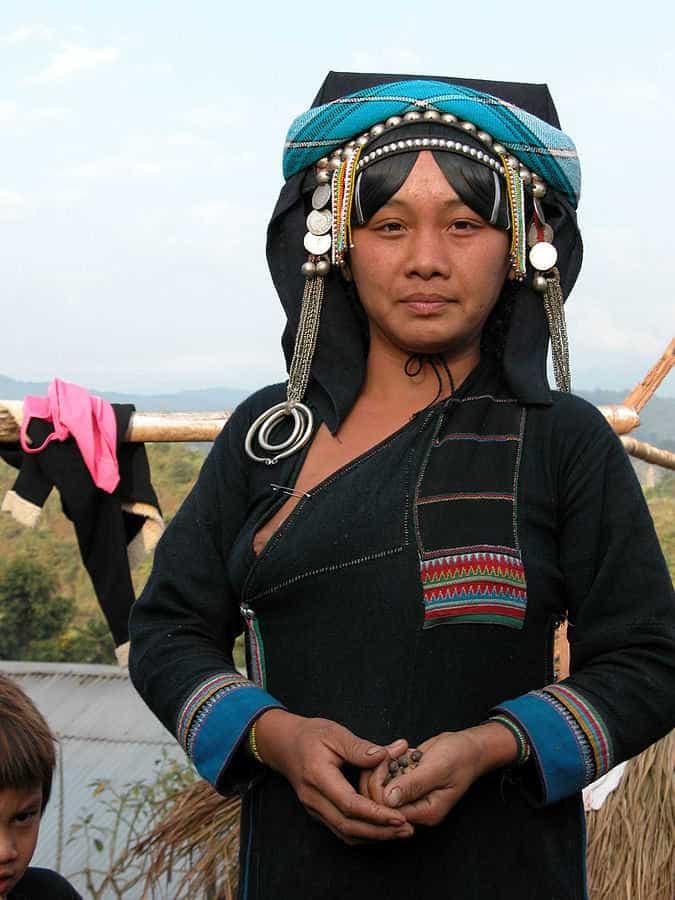 Les Akha, peuple montagnard de Thaïlande