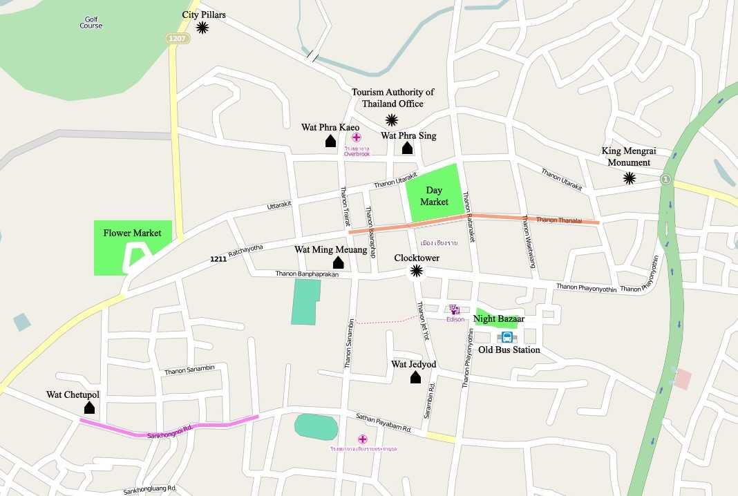 Plan Ville Chiang Rai