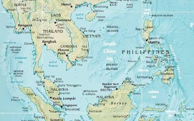 Carte Thailande Tourisme.Carte Thailande Plans Du Pays Des Provinces Et Des Villes