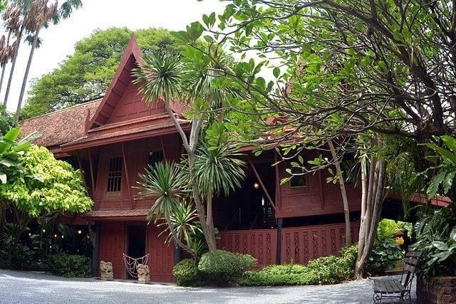 La maison de jim thompson bangkok est un petit havre de paix de - Faire de la poterie a la maison ...