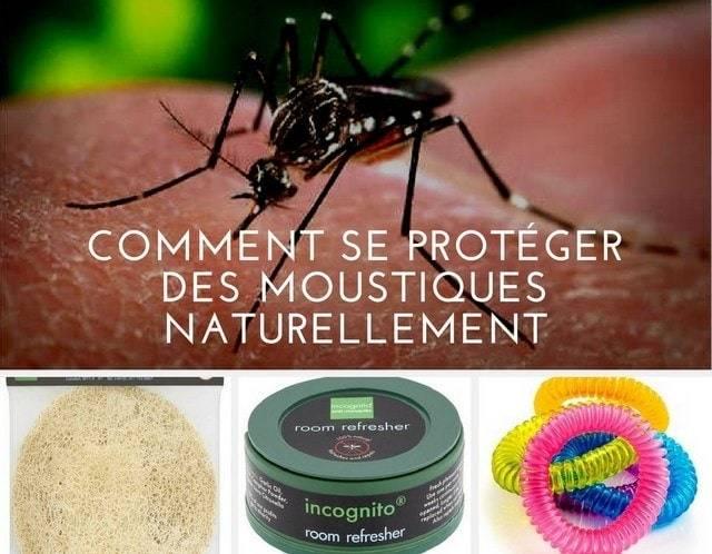 Rem des anti moustique naturel 8 m thodes pour se prot ger - Comment chasser les moustiques ...